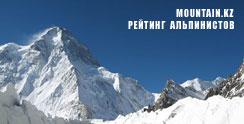 Рейтинг альпинистов Республики Казахстан